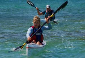 Racing in Fish Hoek