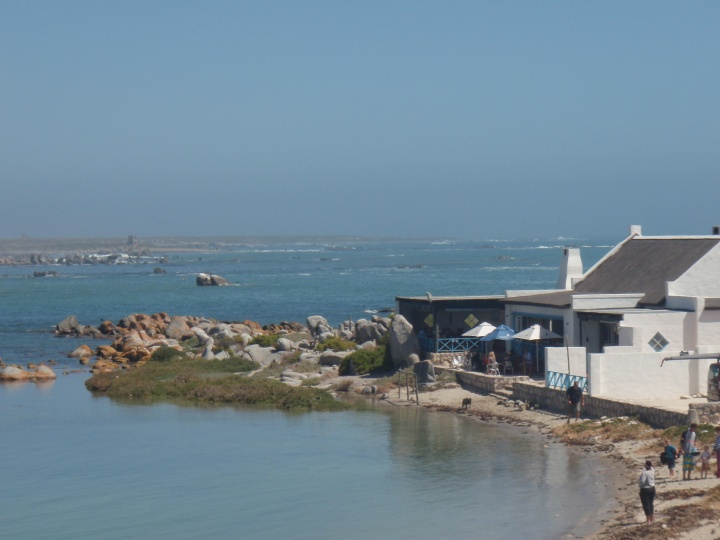 The Finish at Jakobsbaai