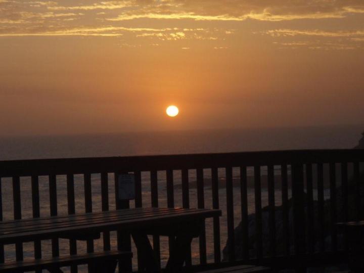 Sunset at Robberg