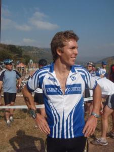 Craig post-run