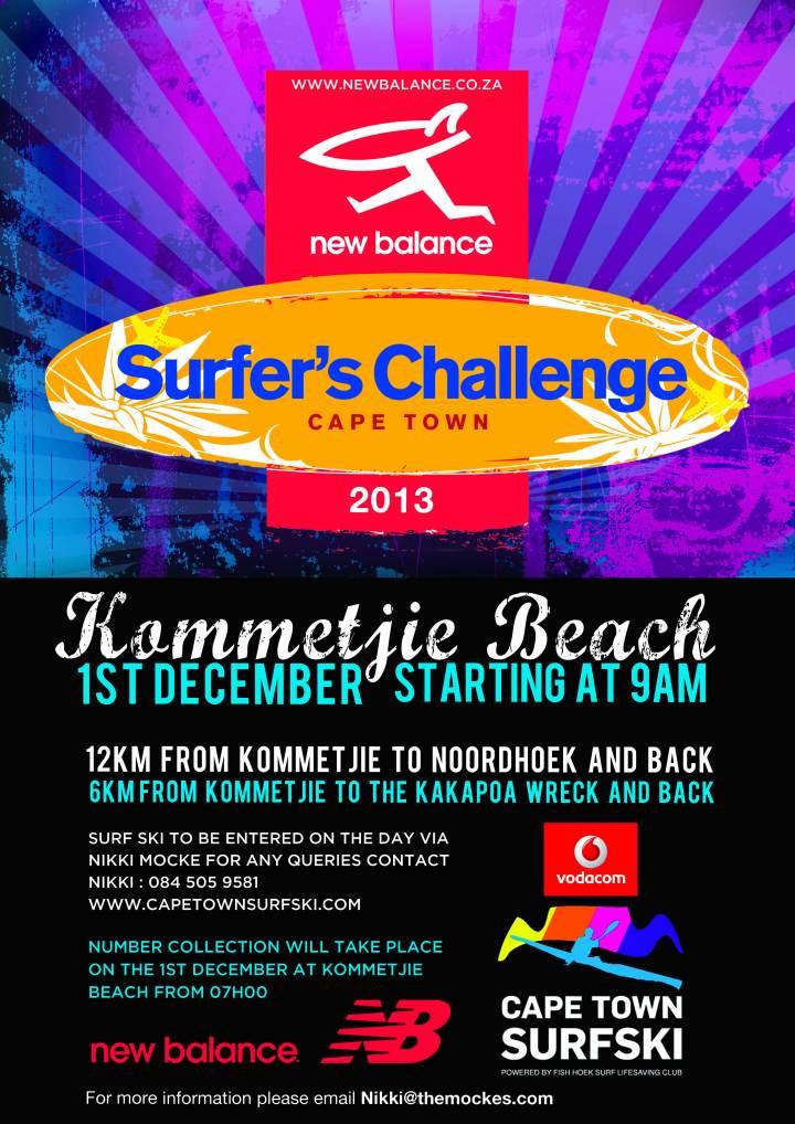 New Balance Surfers Challenge